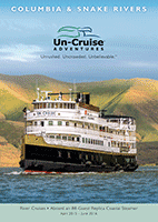 Un-Cruise Columbia & Snake Rivers